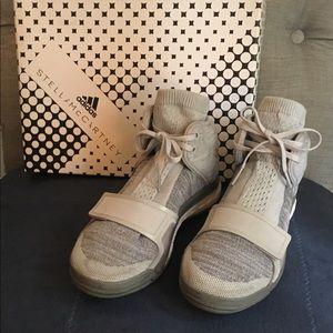 Adidas by Stella McCarthy Sock Sneakers